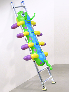 Caterpillar Ladder (Wall)