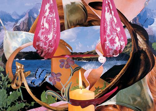 Jeff Koons - Artwork: Candle