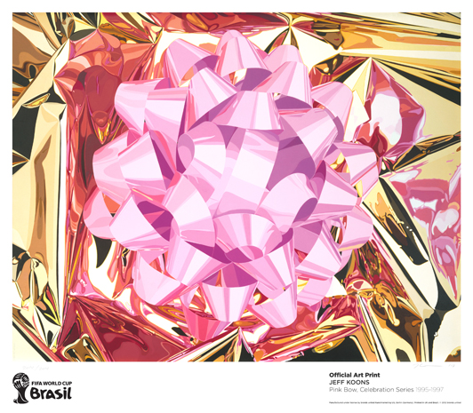Pink Bow, Celebration Series, 1995-1997