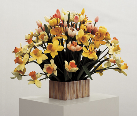 Small Vase of Flowers