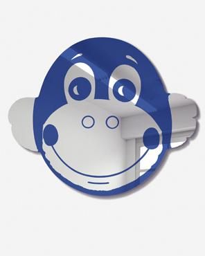 Monkey (Blue)