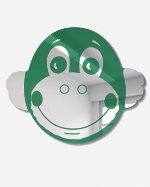Monkey (Green)