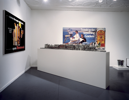 Jeff Koons. Luxury and Degradation, International With Monument Gallery, New York, 1986.