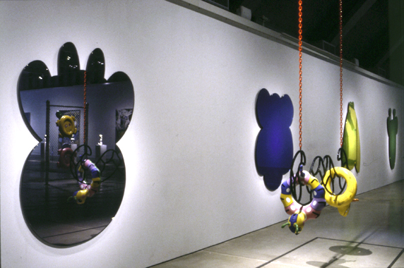Jeff Koons: Retrospective, Astrup Fearnley Museum of Modern Art, Oslo, Norway, 2004.