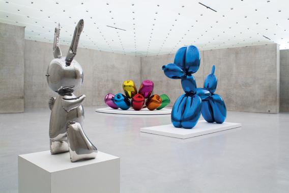 Jeff Koons. Re-Object, Kunsthaus Bregenz, 2007.