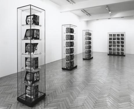 Jeff Koons: Encased Works