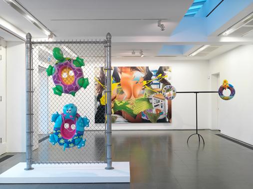 Jeff Koons: Popeye Series, Serpentine Gallery, London, 2009.
