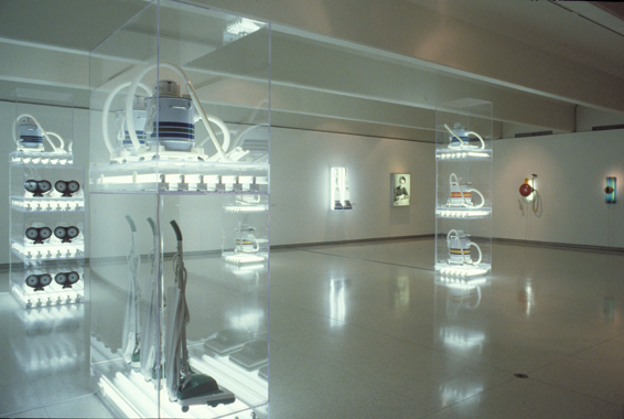 Jeff Koons: Retrospective, Walker Art Center, Minneapolis, Minnesota, 1993.