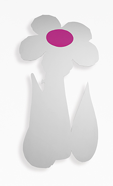 Inflatable Flower (Pink)