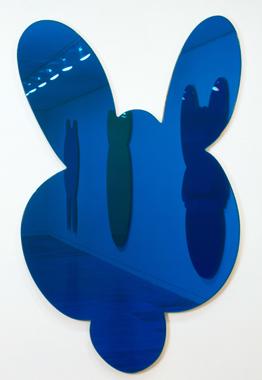 Kangaroo (Blue)