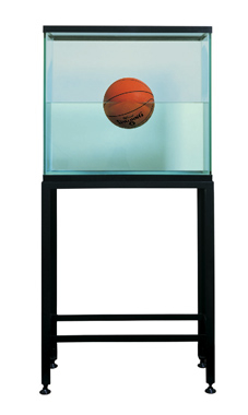 One Ball 50/50 Tank (Spalding Dr. J Silver Series), 1985