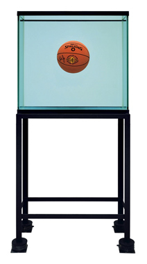 One Ball Total Equilibrium Tank (Spalding Dr. J 241 Series), 1985
