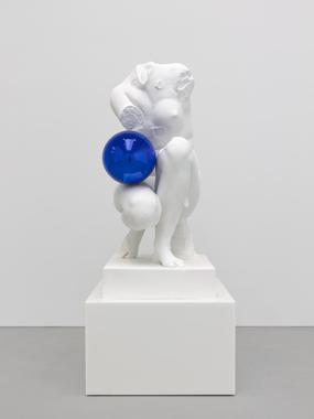 Gazing Ball (Crouching Venus)