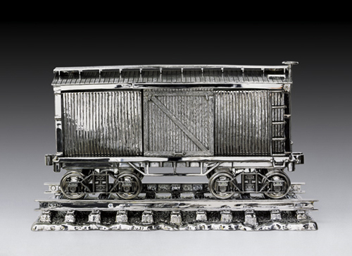 Jim Beam - Box Car