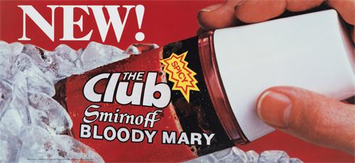 The New Club Smirnoff Bloody Mary