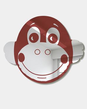 Monkey (Red)