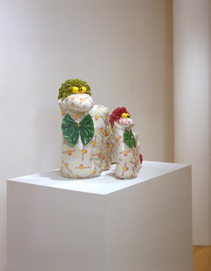 Serpents by Jeff Koons. What's Modern?, Gagosian Gallery, New York, 2004.