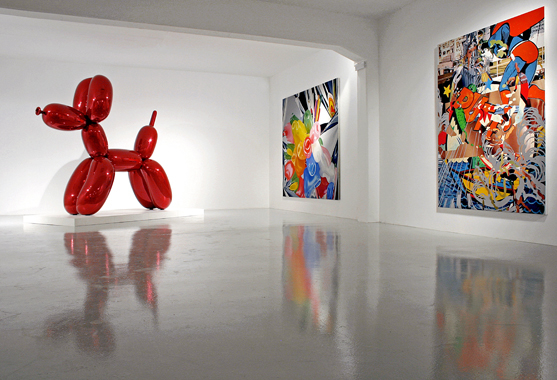 Jeff Koons. MO(NU)MENTS! Works from the Astrup Fearnley Collection, Astrup Fearnley Museum of Modern Art, 2005.