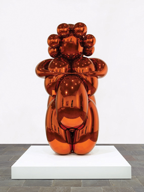 Jeff Koons: A Retrospective, Whitney Museum of American Art, New York, 2014.