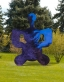 Elephant (Violet)