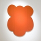 Monkey (Red Orange)