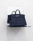 Birkin Bag Blue (Shelf) - Bag donated by Marc Jacobs