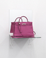 Kelly Bag Pink (Shelf) - Bag donated by Countess Daniela Memmo d'Amelio