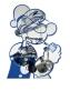 Popeye (Blue)