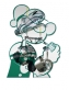 Popeye (Green)