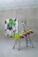 Caterpillar Ladder and Hulk Elvis I by Jeff Koons. Re-Object, Kunsthaus Bregenz, 2007.