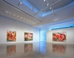 Jeff Koons: New Paintings, Gagosian Gallery, Beverly Hills, 2009-2010.